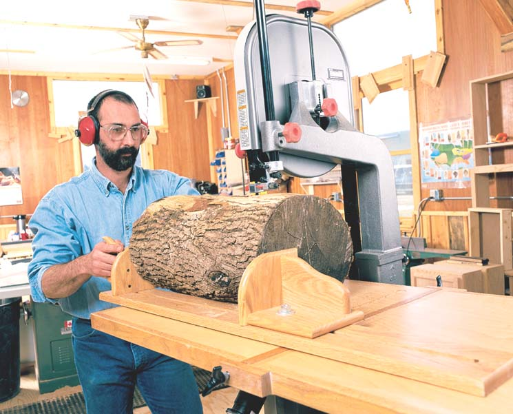 how to resaw without a band saw